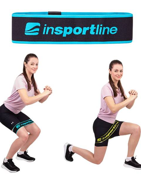 Insportline Posilňovacia slučka inSPORTline Hiplop M