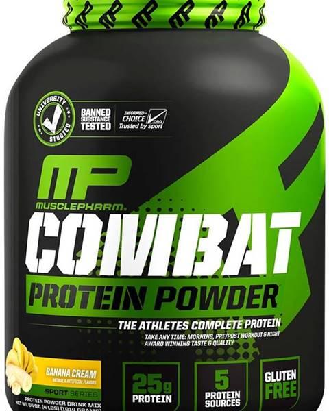 Muscle Pharm Combat Protein Powder - Muscle Pharm 1800 g Banana Cream