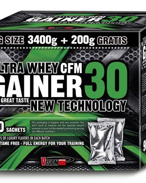 Vision Nutrition Gainer 30 - Vision Nutrition 920 g Mix