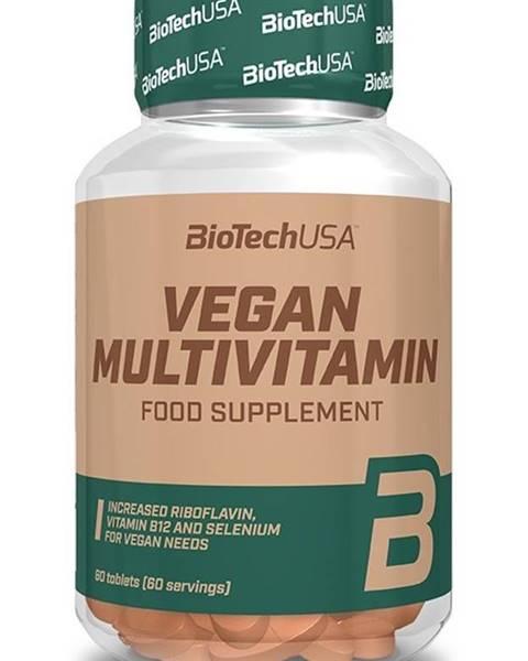Biotech USA Vegan Multivitamin - Biotech USA 60 tbl.
