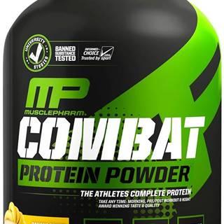 Combat Protein Powder - Muscle Pharm 1800 g Banana Cream