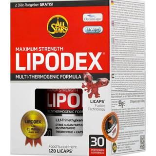 Lipodex - All Stars 120 kaps