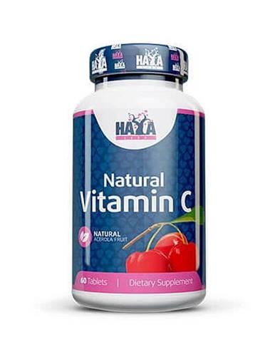 Haya Labs Organic Vitamin C from Acerola Fruit Hmotnost: 60 tablet