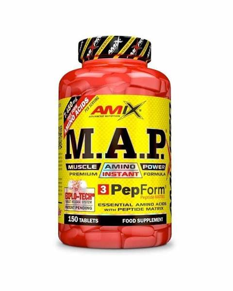 Amix Nutrition Amix MAP. Muscle Amino Power - Tablety Balení: 150tbl
