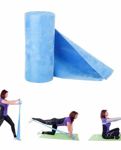 Gumový expander inSPORTline Morpo Roll 5,5 m Heavy