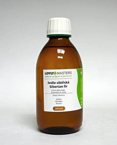 100% EO LOYLY MASTERS Jedle sibiřská (250ml)