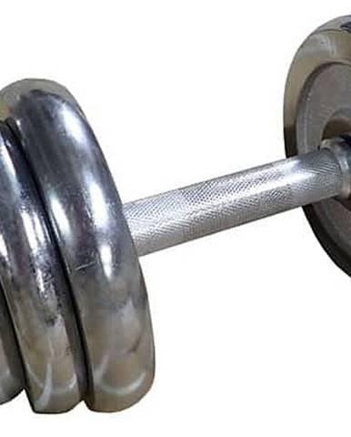 ACRA Činka nakládací, jednoruční, chromová - 12 kg