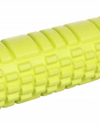 Yoga Foam Roller LS3768C válec jóga 33 x 15 cm barva: limetková