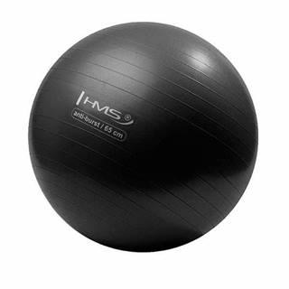 Gymnastický míč HMS YB02 65 cm černý