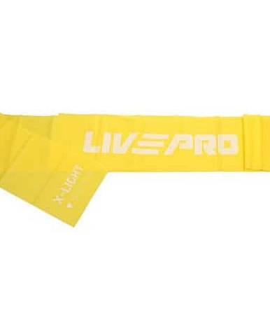 Resistance LP8413 posilovací guma žlutá