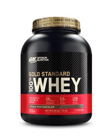 Optimum Nutrition 100 Whey Gold Standard 2270 g vanilková zmrzlina