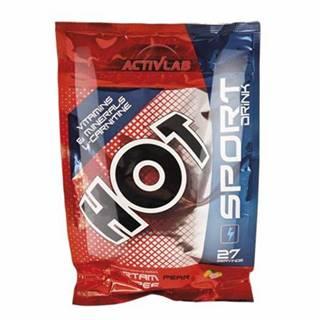 Activlab HOT Sport Drink 1000 g pomaranč
