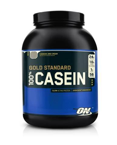 Optimum Nutrition 100% Casein Protein 910 g cookies & krém