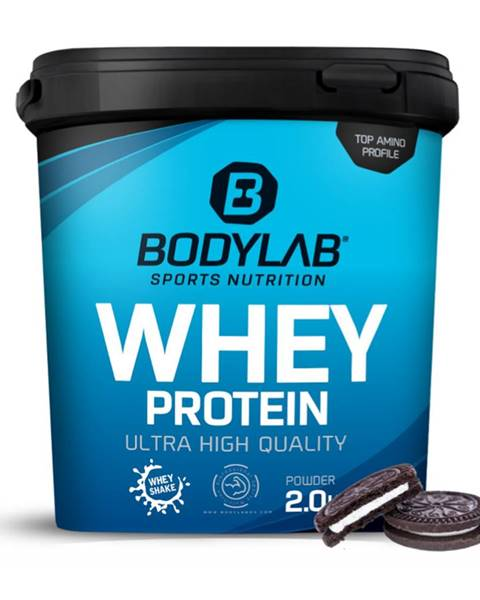 Bodylab24 Bodylab24 Whey Protein 2000 g banán