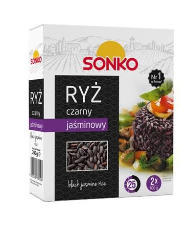Ryža čierna jazmínová - SONKO 2 x 100 g