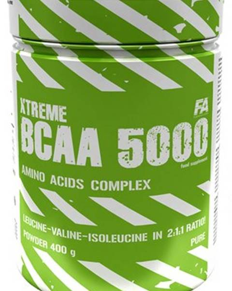 Fitness Authority Xtreme BCAA 5000 od Fitness Authority 400 g Cola
