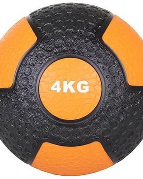 Merco Dimple gumový medicinální míč Hmotnost: 4 kg