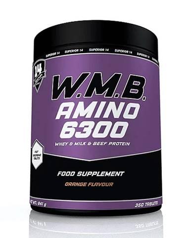 Superior 14 W.M.B. Amino 6300 Hmotnost: 350 tablet