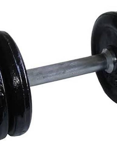 ACRA Jednoruční nakládací činka 15 kg