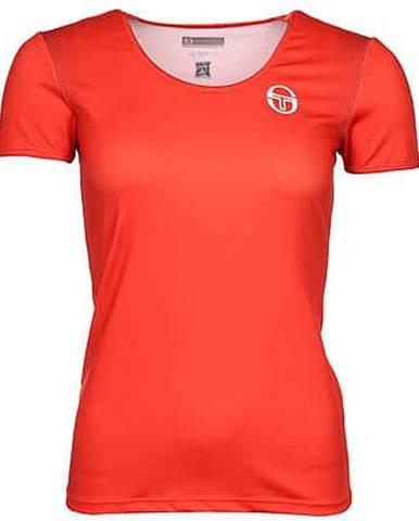 Wave T-Shirt dámské tričko oranžová Velikost oblečení: S