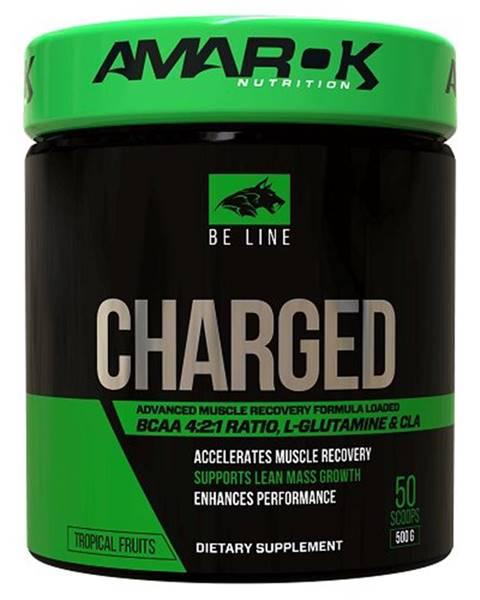 Amarok Nutrition Be Line Charged - Amarok Nutrition 500 g Green Apple