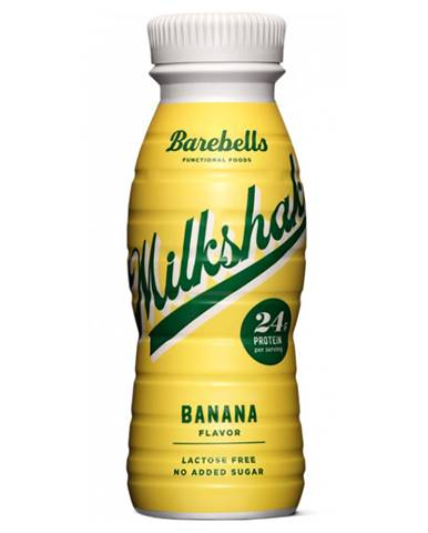 Barebells Protein Milkshake 330 ml jahoda