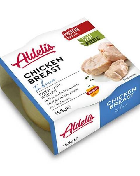Aldelis Aldelis Kuracie prsia v slanom náleve 155 g