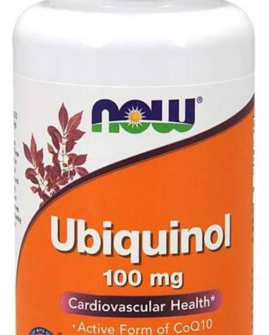 NOW Ubiquinol Kaneka 100 mg 60 softgel kapsúl 60 kaps.