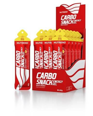 Nutrend Carbosnack 50 g sáčok marhuľa