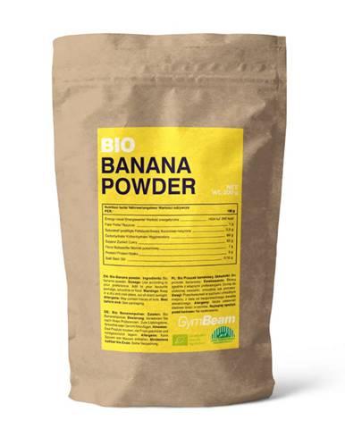 GymBeam BIO Banánový prášok 200 g
