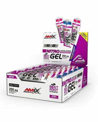 Amix Nitro Beet Root Gel Příchuť: Blueberry, Balení(g): 70g