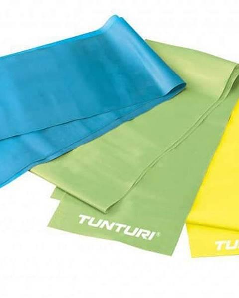 Tunturi Guma na cvičení Aerobic Band TUNTURI modrá těžká