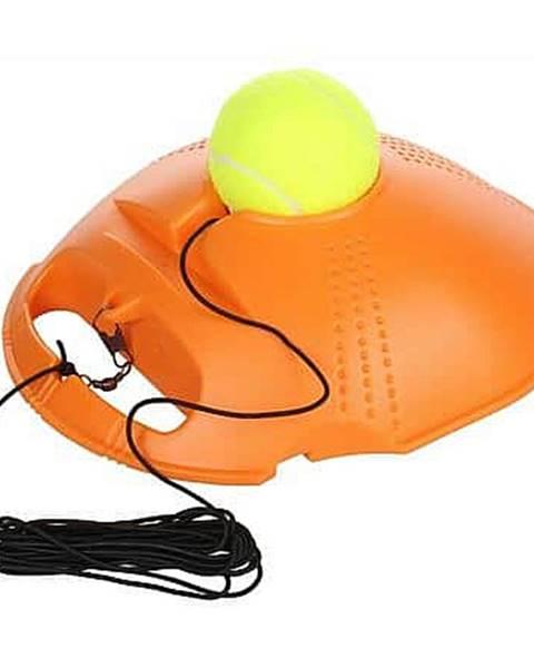 Merco Tennis Coach tenisový trenažér oranžová