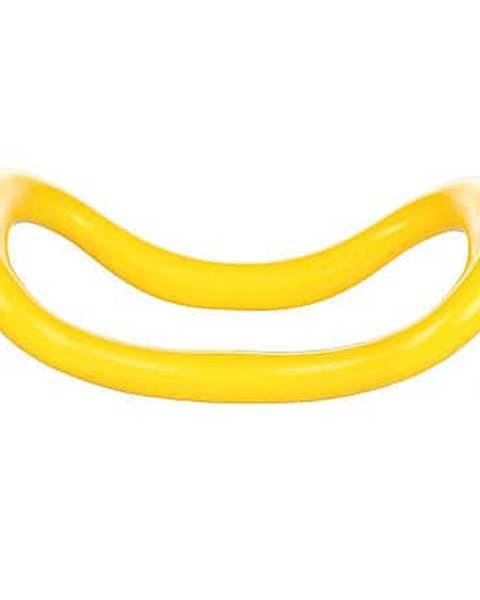 Merco Yoga Ring Hard fitness pomůcka žlutá