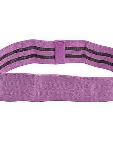 Yoga Hip Band odporový pás fialová