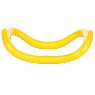 Yoga Ring Hard fitness pomůcka žlutá