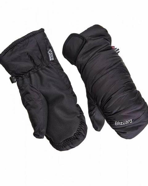 Blizzard Lyžařské rukavice Blizzard BLIZZARD VIVA MITTEN, BLACK - 6