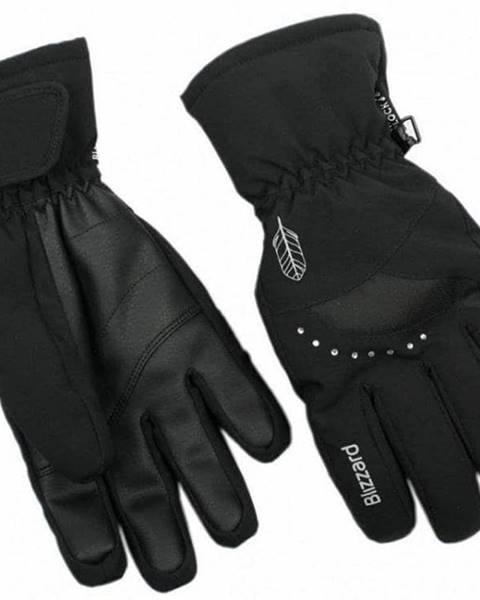 Blizzard Lyžařské rukavice BLIZZARD VIVA DAVOS, BLACK - 7
