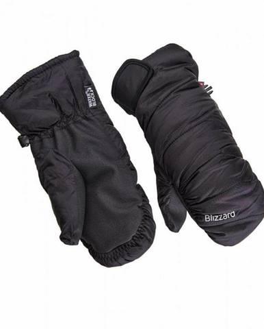 Lyžařské rukavice Blizzard BLIZZARD VIVA MITTEN, BLACK - 6