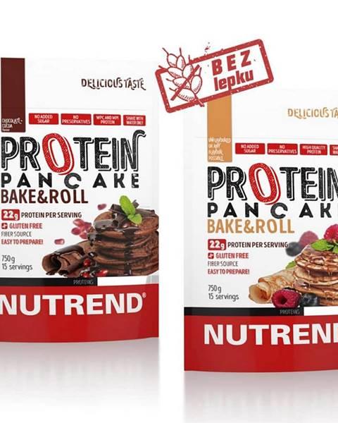 Nutrend Nutrend Protein Pancake 750g Čoko/Kakao