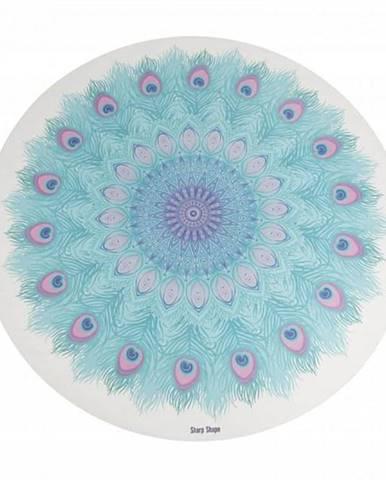Podložka na jógu Peacock