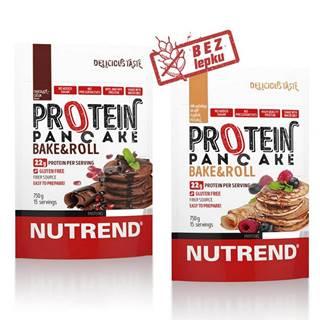 Nutrend Protein Pancake 750g Čoko/Kakao
