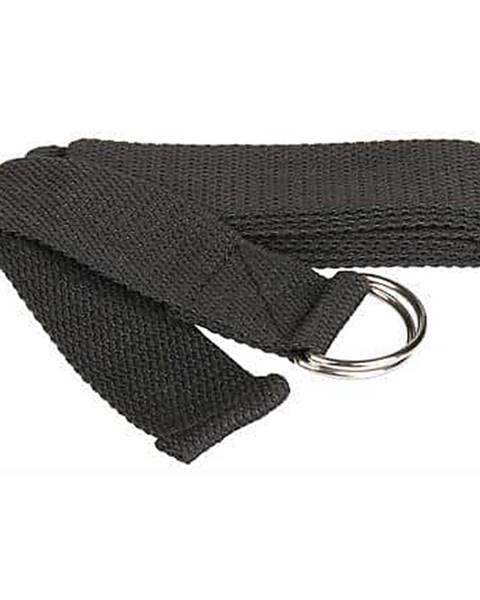 Merco Yoga Strap pás na jógu černá