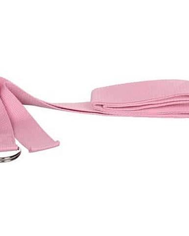 Sangle pás pro jógu růžová