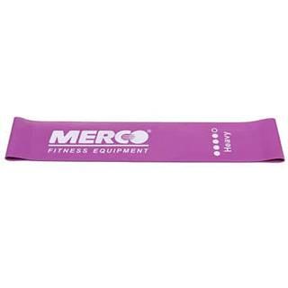 Mini Band posilovací guma fialová