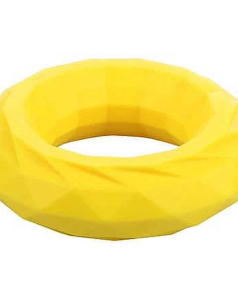 Merco Hand Grip O posilovací kroužek žlutá