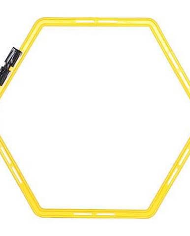 Agility Hex proskakovací šestiúhelník žlutá