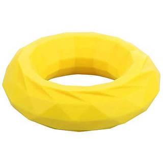 Hand Grip O posilovací kroužek žlutá