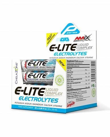 Amix E-lite Electrolytes Příchuť: Black Currant, Balení (ml): 20x25ml