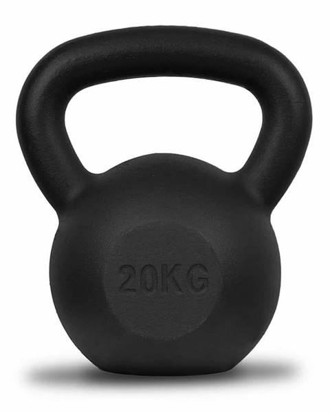 Lifefit Činka Kettlebell Steell LIIFEFIT 20kg
